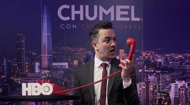 Ya está de regreso: Chumel con Chumel Torres