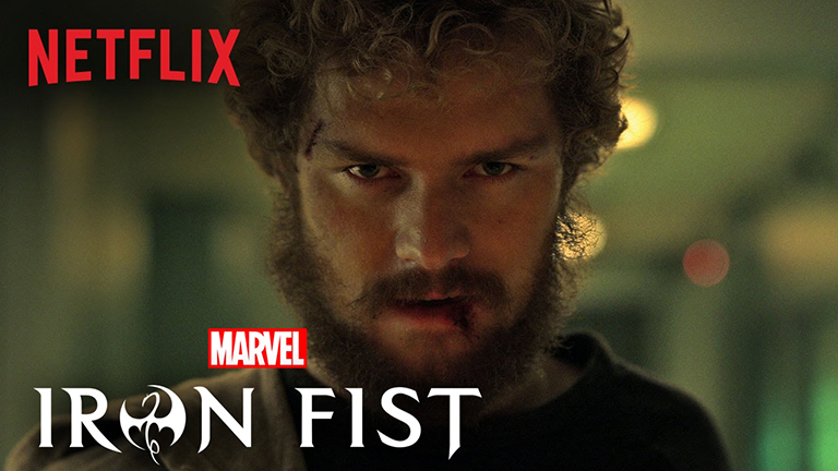 Trailer oficial de Marvels Iron Fist