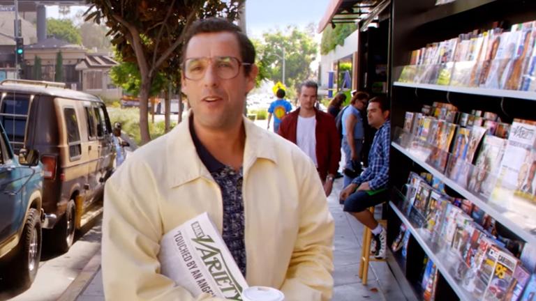 Netflix debuta trailer oficial de Sandy Wexler