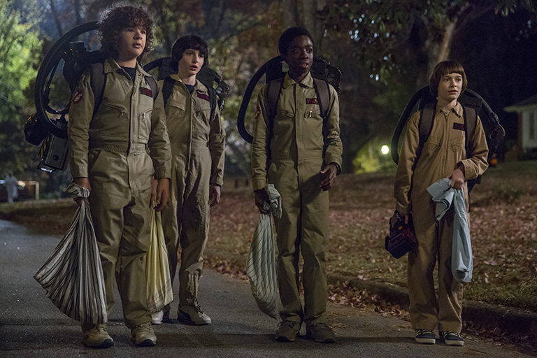 Exclusiva: primeras imágenes de Stranger Things t2 de Netflix