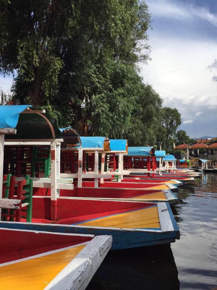 Vamos a Xochimilco