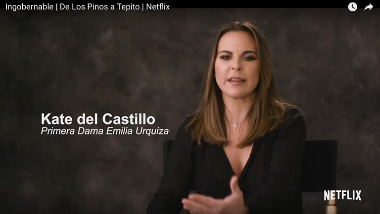 Netflix nos presenta los personajes de su nueva serie Ingobernable