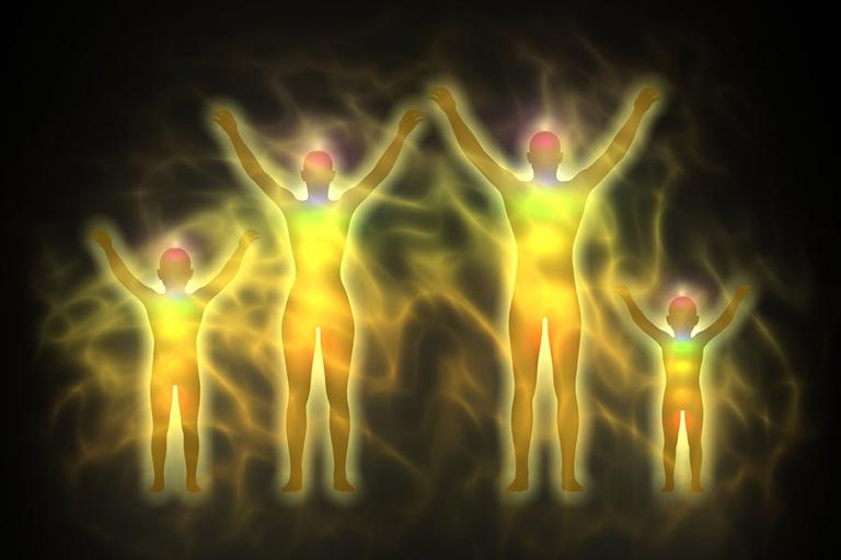 ¿Qué es el aura?  El Aura y sus colores
