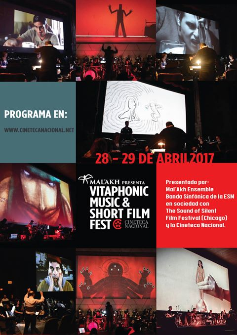Cartelera Semanal Cineteca Nacional del 28 de abril al 4 de mayo