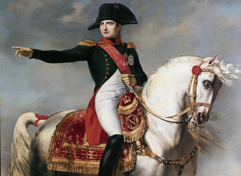 ¿Quién fue Napoleón Bonaparte?