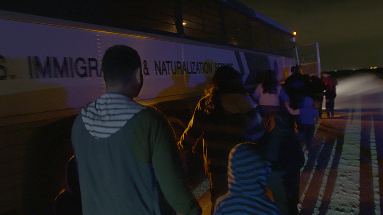 La cruda realidad de los menores migrantes