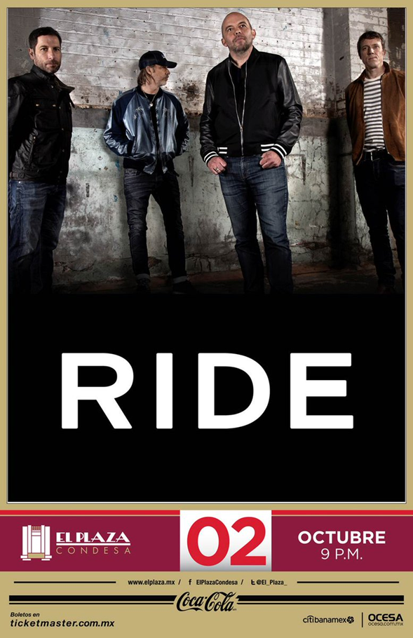 Ride - Charm Assault