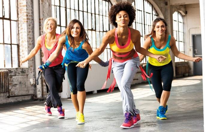 5 razones para incluir el color y estilo a tu rutina de ejercicio diaria