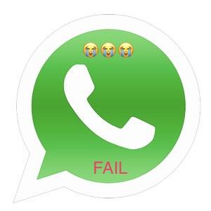 Se cae WhatsApp mundialmente