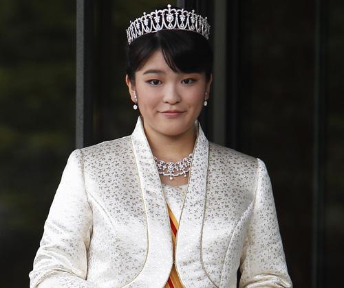 La princesa Mako de Akishino renuncia a su cargo de realeza, para casarse con un plebeyo