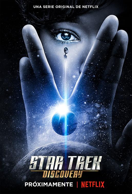 Ven a ver Star Trek: Discovery