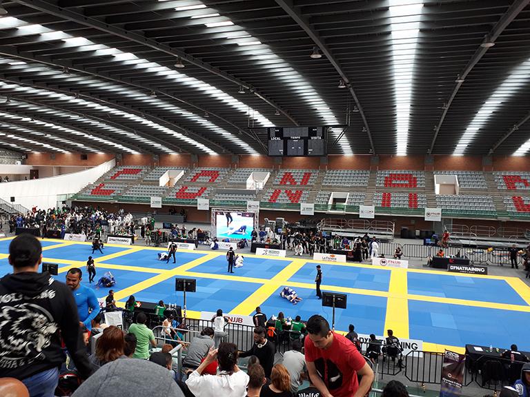 Título: 12º Torneo Nacional de Jiujitsu Brasileño
