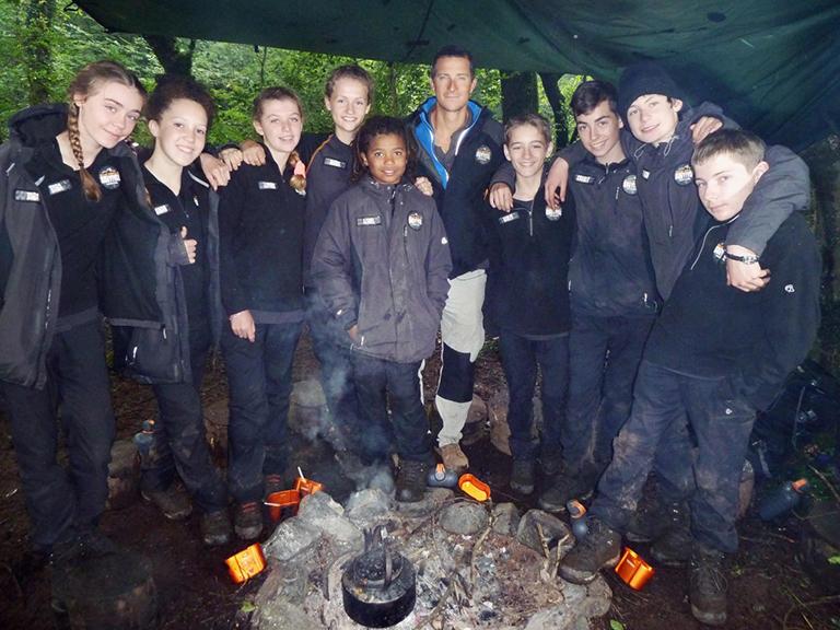 Bear Grylls: Escuela de supervivencia