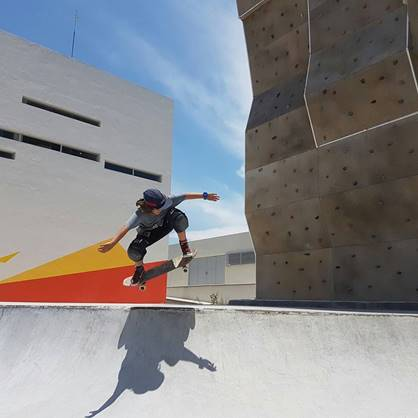 El Vans Skate Team tiene nuevo integrante: Evan Osiris