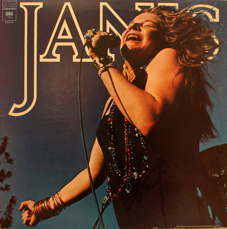 Janis Joplin: La rockera más famosa del mundo
