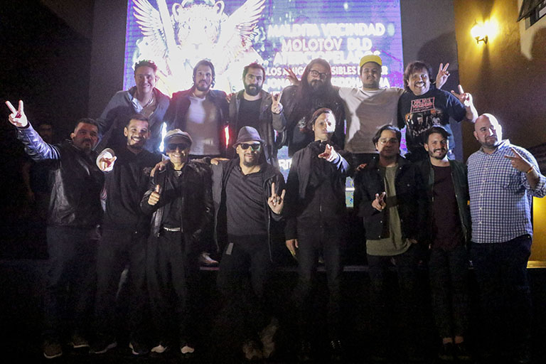 ROCKFESTMX se une a la oferta de festivales mexicanos
