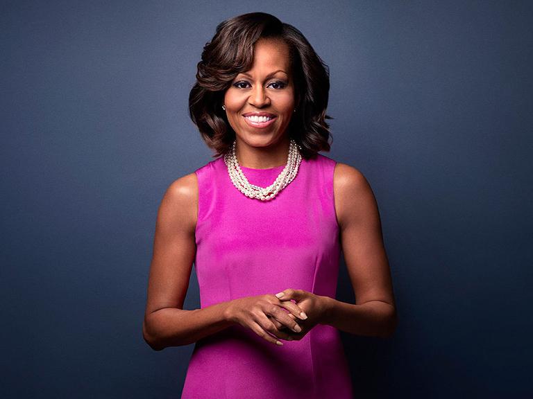 Michelle Obama y Mario Bros, en programas de cocina