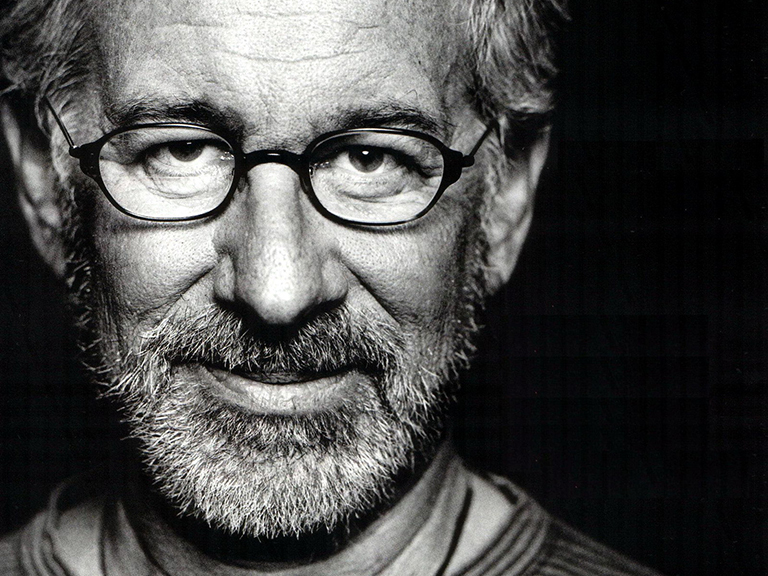 Presentan documental sobre Steven Spielberg