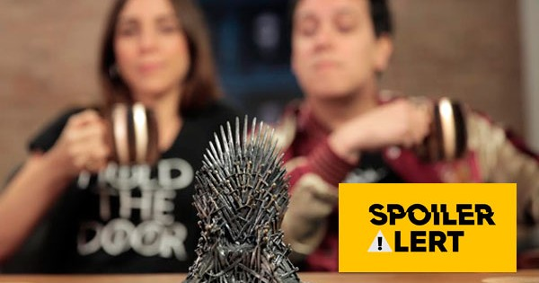 'Spoiler Alert', el debate de Game of Thrones