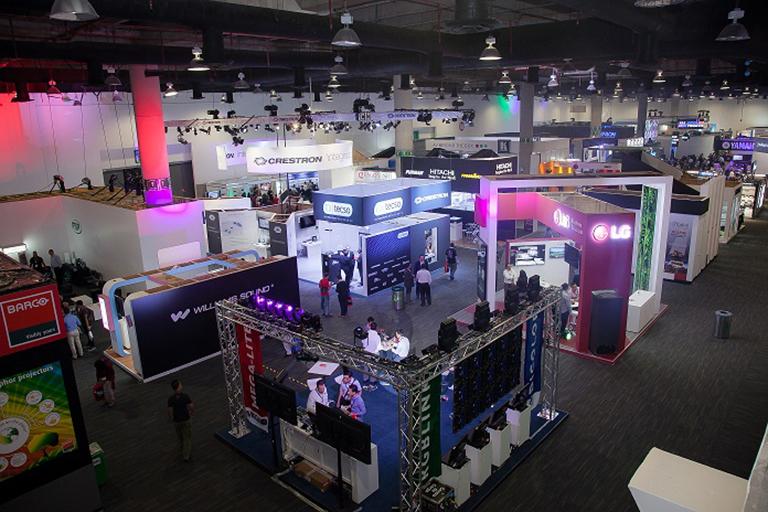 Lo mejor de la tecnología audiovisual, reunido en México