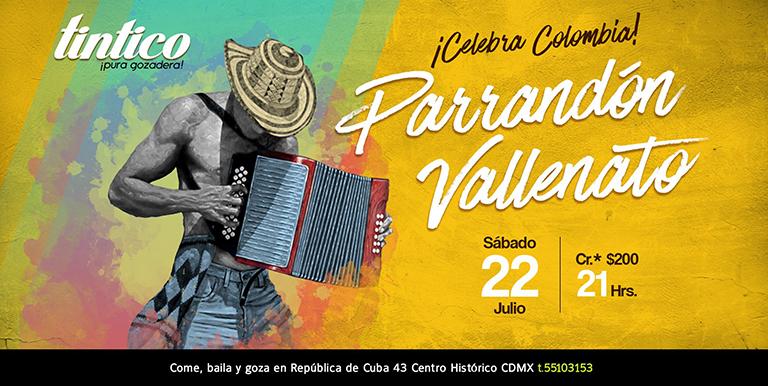 ¡Todos a bailar vallenato en la CDMX!