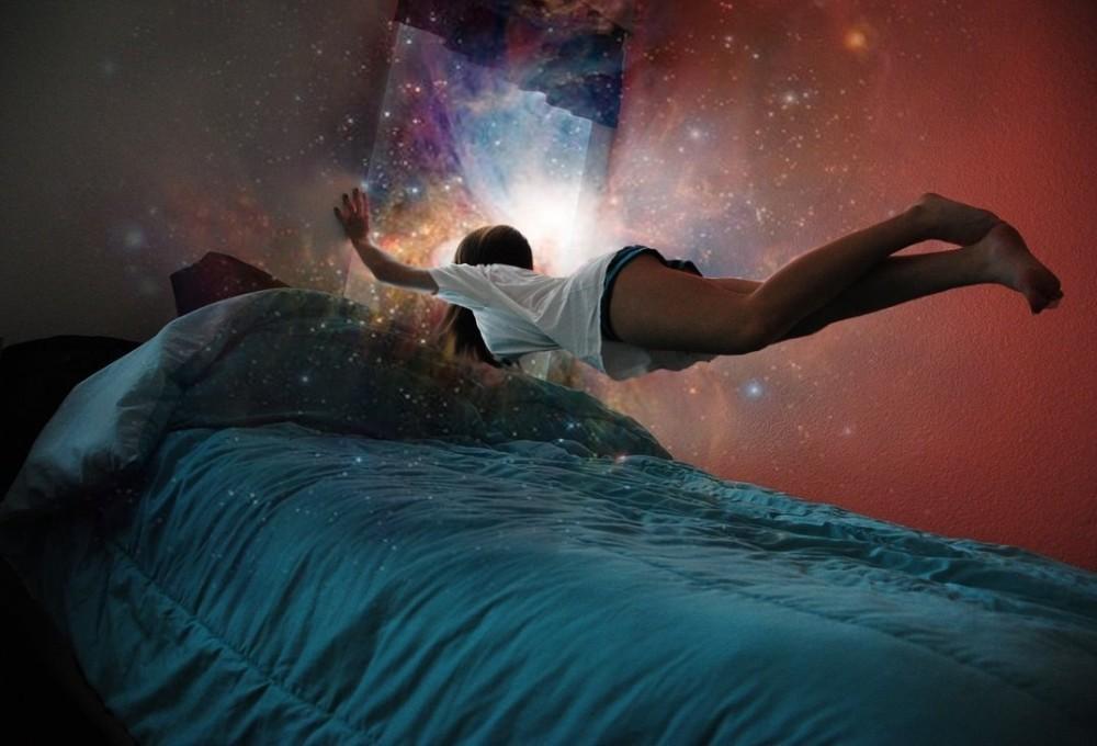 ¿Sabes qué es un viaje astral?