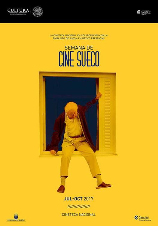 Circuito Cineteca trae la 'Semana de Cine Sueco'
