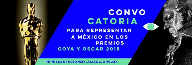 Lanzan convocatoria para premios Goya y Oscar