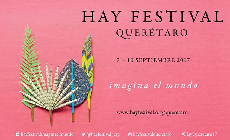 Por segundo año, 'Hay Festival' en Querétaro