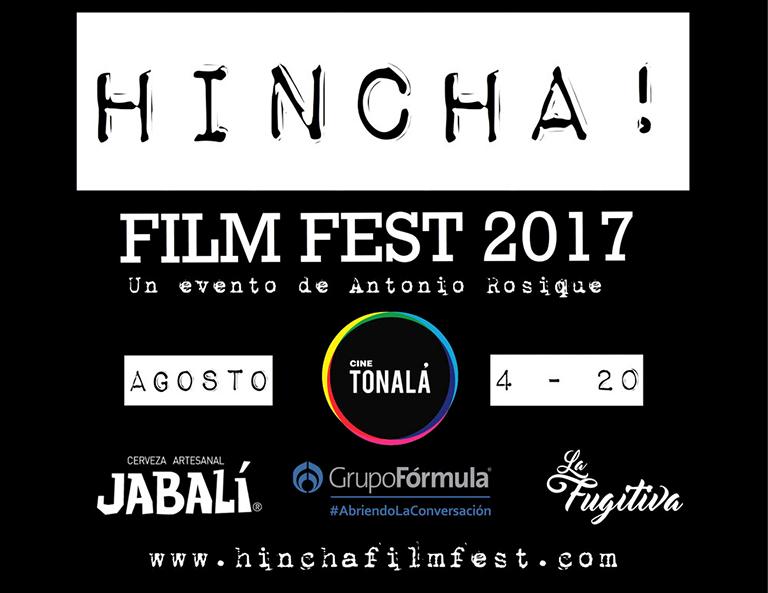 Lista la segunda edición del 'Hincha Film Fest'