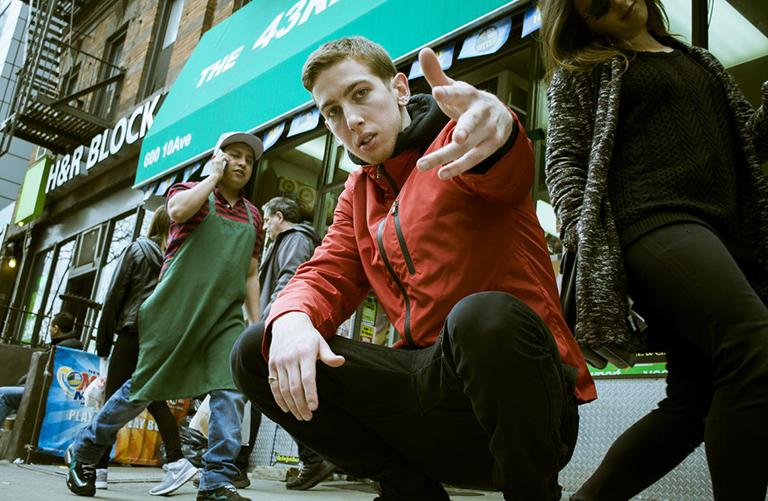 Marlon Craft emerge en el hip-hop neoyorkino