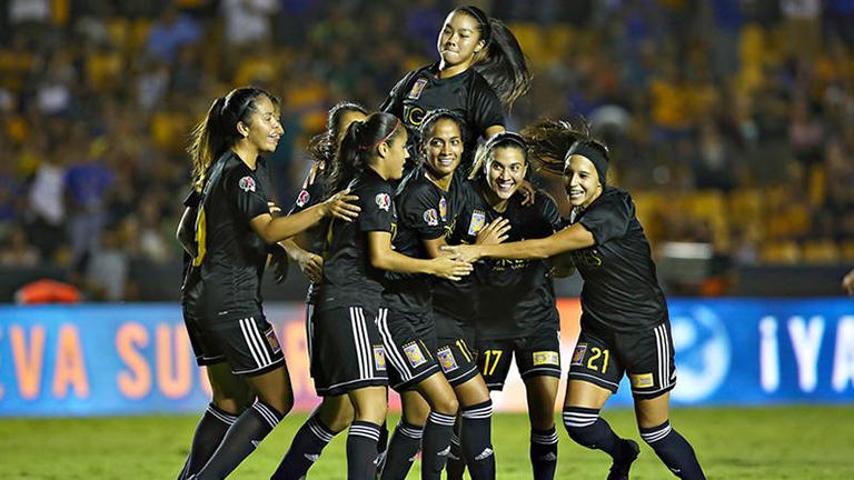 La Liga Femenil MX, limpia y espectacular