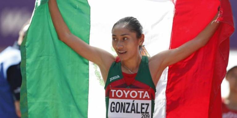 Lupita González brilló en Mundial: resumen deportivo del fin de semana