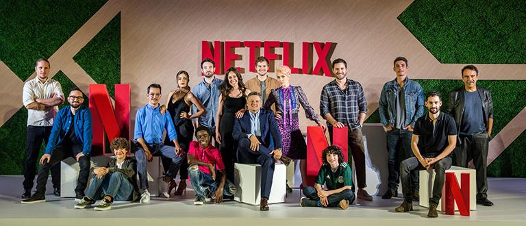 Netflix se 'mexicaniza'