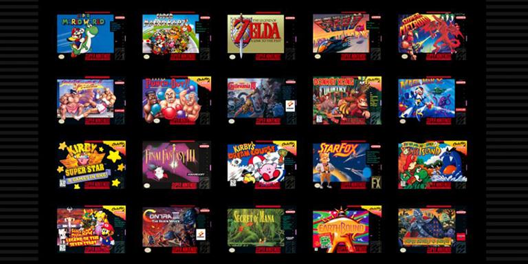 Nintendo Cnsola Nes Mini Juegos Revista Feel Revista Feel