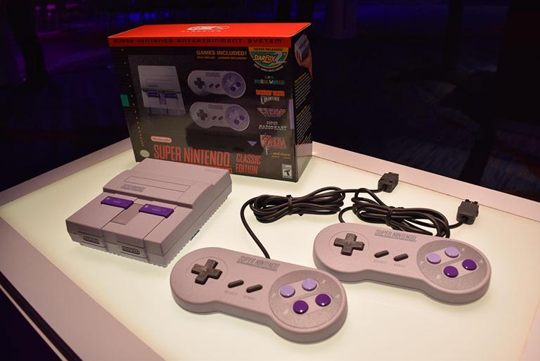 Lo clásico llega a Nintendo