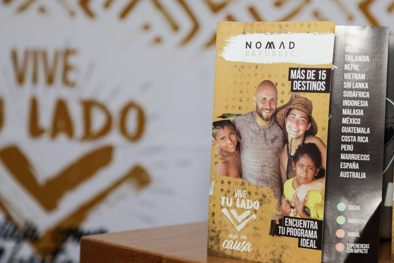 Nomad Republic: viajes con causa y responsabilidad social