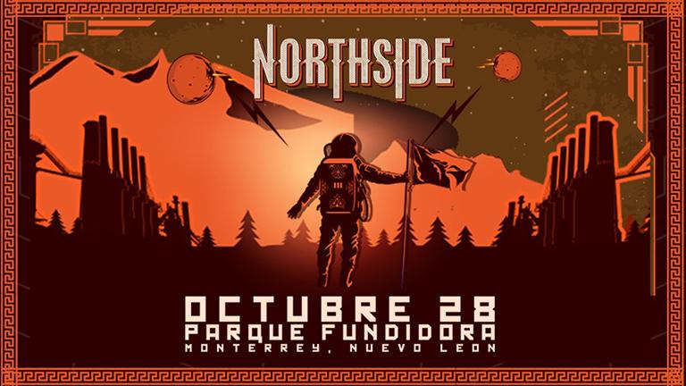 'Deftones' encabeza cartel del 'Northside 2017'