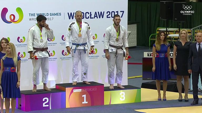 El mexicano Dan Schon, campeón del mundo en Jiujitsu
