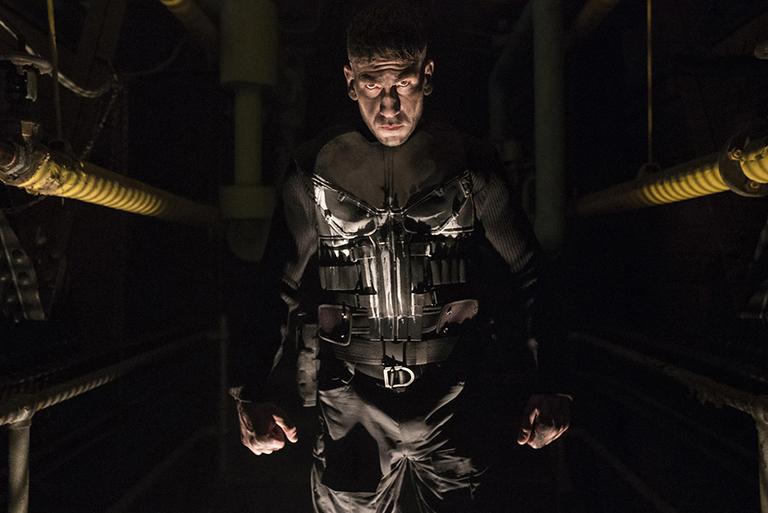Presentan imágenes de 'Marvel's The Punisher'