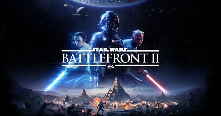 ¡Avance del videojuego Star Wars Battlefront 2!