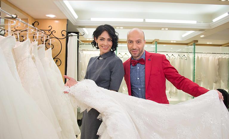 'Vestido de novia' se mexicaniza