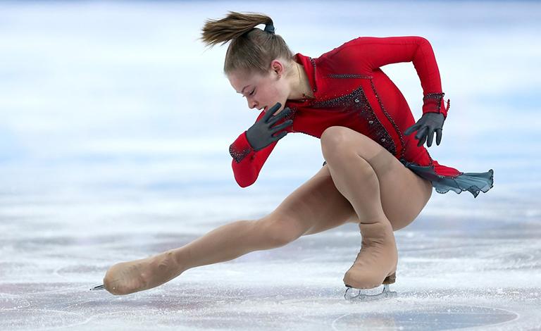 Yulia Lipnitskaya, del podio olímpico al retiro por anorexia