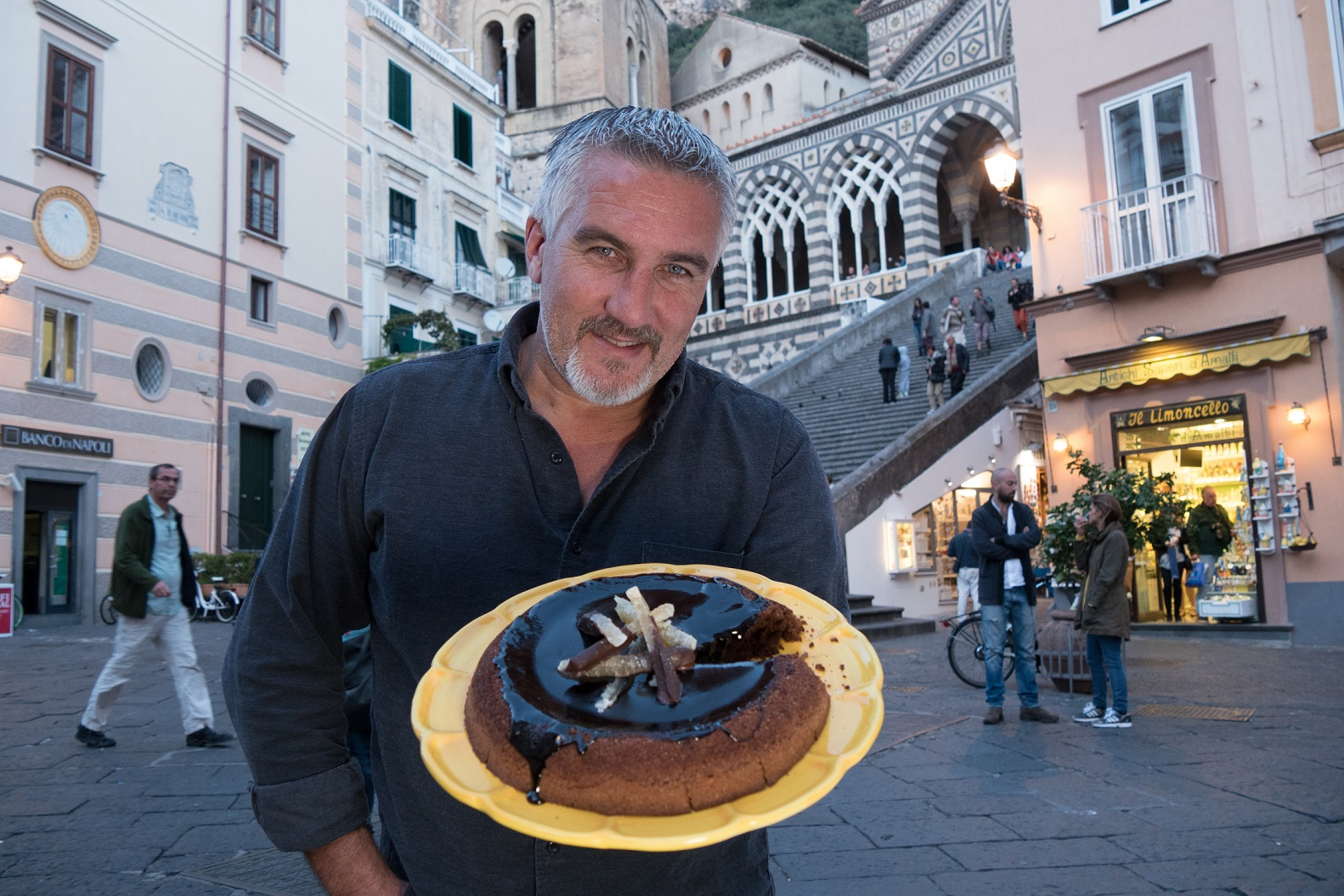 Paul Hollywood un panadero que viaja por el mundo