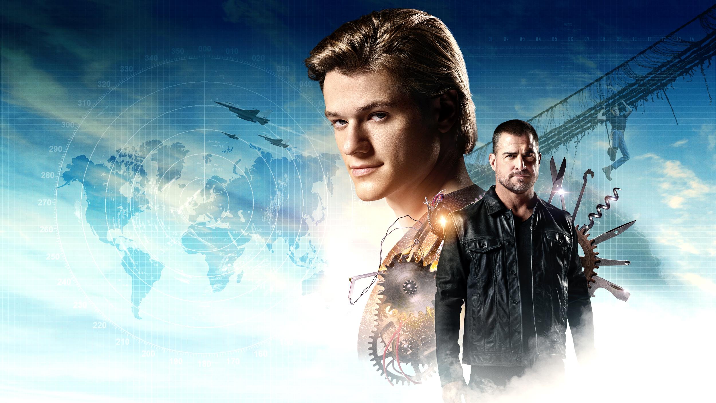 MacGyver salvará al mundo