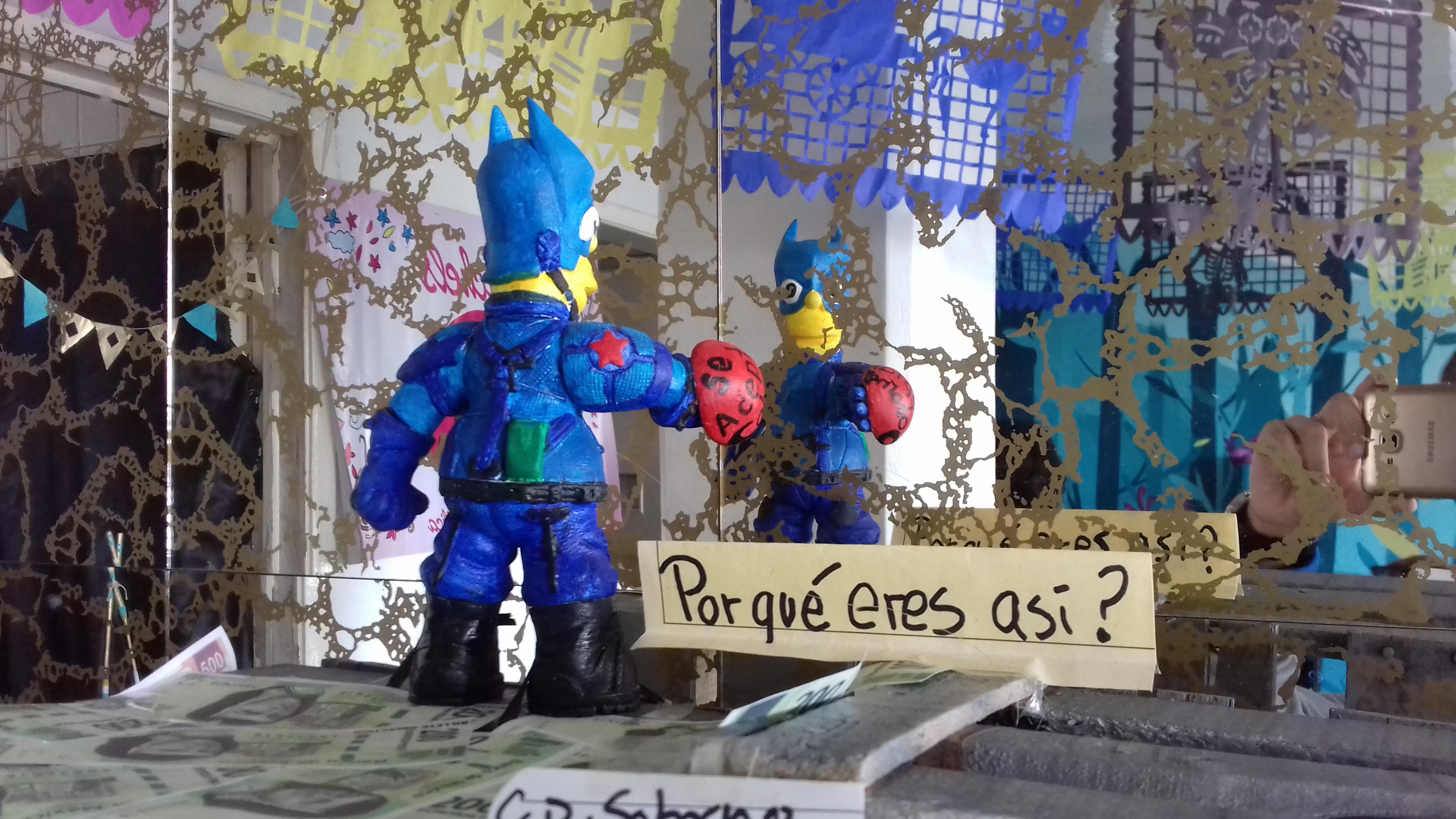Art toys en el MUJAM