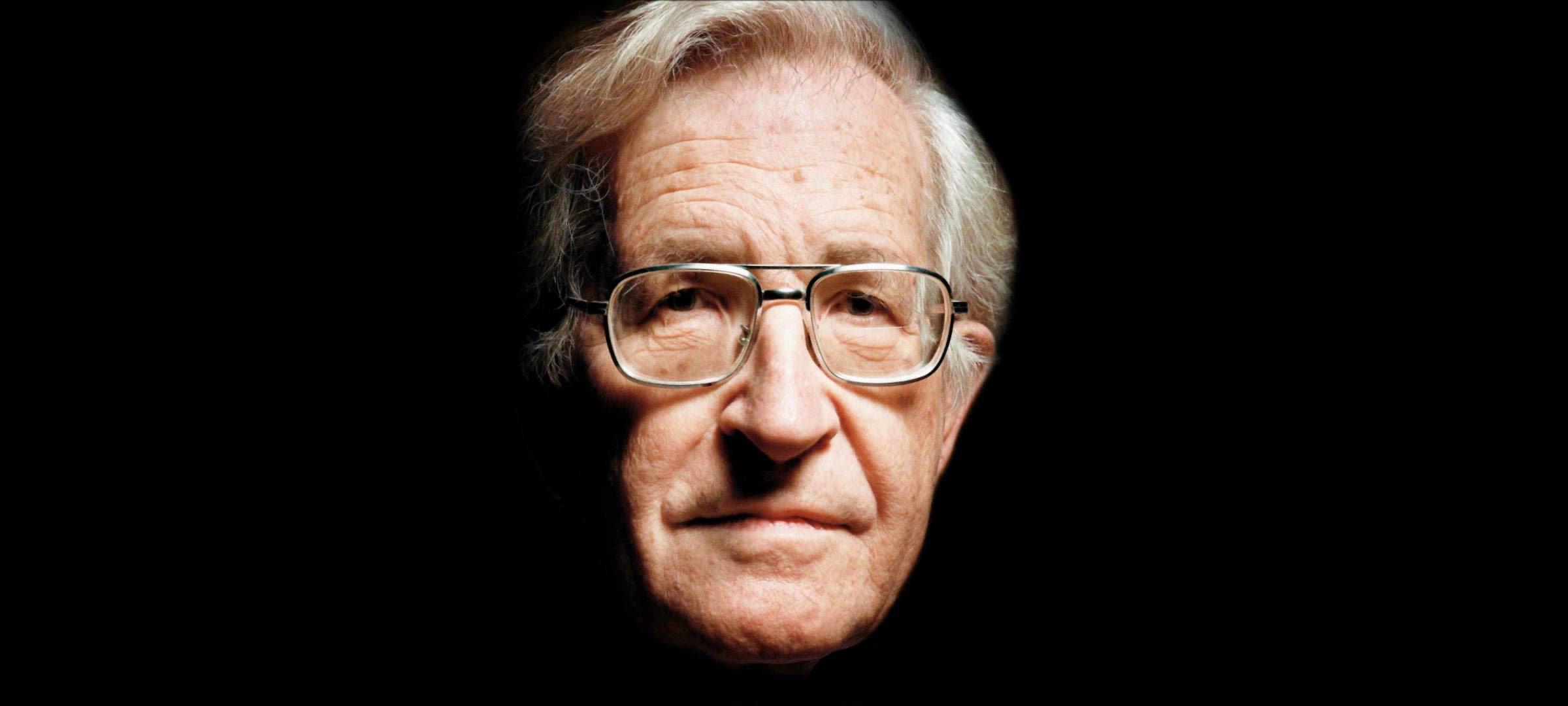 Noam Chomsky: la manipulación de la comunicación