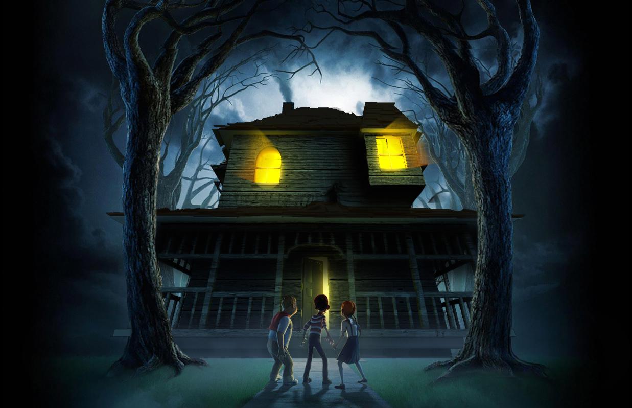 Halloween desde tu casa