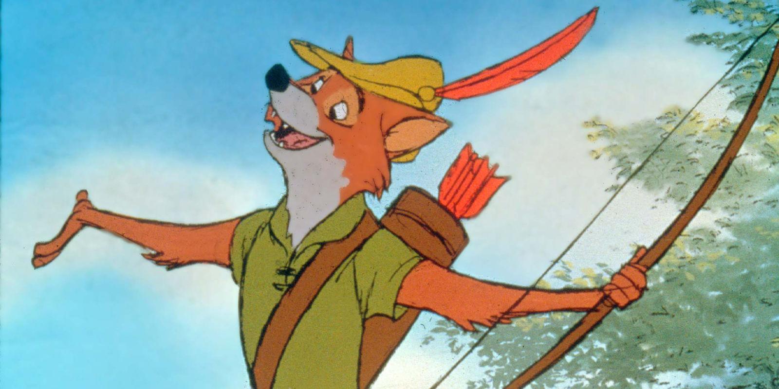 Robin Hood Disney Film