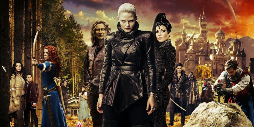 Once upon a time: un mundo de fantasía en la realidad